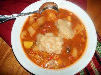 Sourdough Dumplings