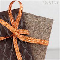 Sourdough Chocolate Bars