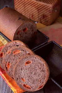 Sourdough Round Cocoa Sandwich Loaf