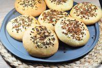 Syrian Onion Bread