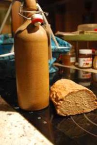 Dark Ale Rye Bread