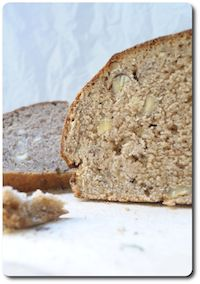 Hazelnuts Rye Bread