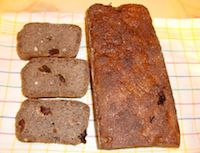 (Hurricane Sandy) Rye Sourdough Bread
