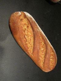 Sourdough Kamut-Rye Bread