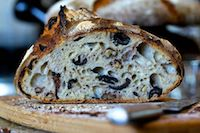 Chad Robertson's Olive And Walnut Country Bread