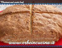 Chestnut And Seeds Loaf