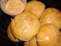 Freezer Buttermilk Biscuits