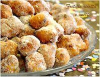 Ricotta Fritters With Raisins
