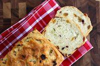 Sourdough Apple Bread