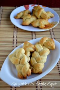 Eggless Lion House Rolls