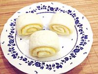 Steamed Buns With Custard Filling