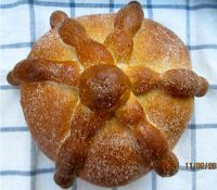 Pan De Muerto - Bread Of The Dead