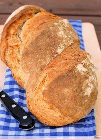 Another Variation Of Favorite Sourdough-loaf