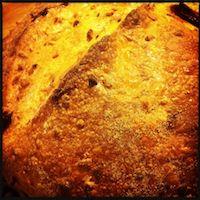 Porcini & Roasted Hazelnut Bread