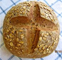 Beer Rye Bread