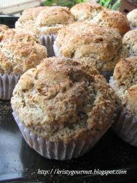 Gluten-Free & Vegan Yeasted Buckwheat Muffins
