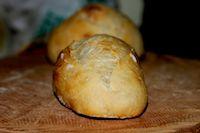 Potato Rolls With Lievito Madre