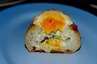 Egg In Cradle