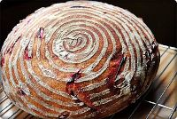 Beetroot Sourdough