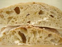 Ciabatta Al Formaggio (Cheese Ciabatta)