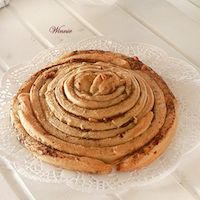 Spiral Herb Bread
