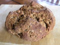 Multigrain Quark Bread