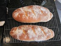Potato Peasant Bread