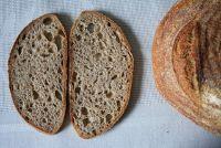 Whole-rye+wheat Sourdough