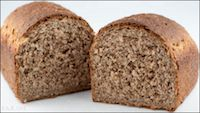 Sprouted Spelt Pan Bread