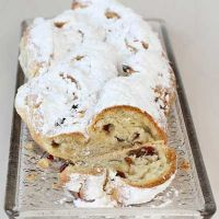 Sourdough Stollen