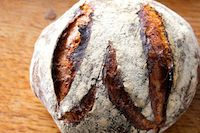 Sourdough Ruchbrot