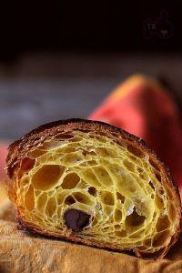 Pumpkin Croissant
