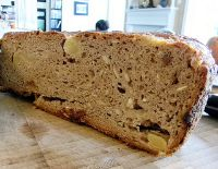 Roasted Apple Rye