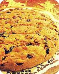 Genoese, Christmas Sweet Bread
