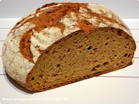 Einkorn-vollkornbrot / Whole Wheat Bread