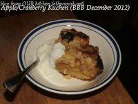 Apple Cranberry Kuchen (BBB)