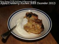 Apple Cranberry Kuchen (BBB)