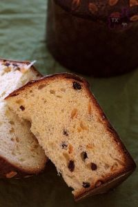Sourdough Panettone 2012