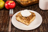 Holiday Apple Kuchen