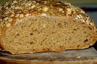 Oat Bread With Avena Vital