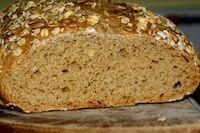 Oat Bread With Avena Vital
