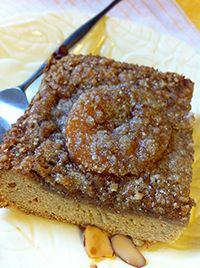 Apricot Kuchen