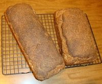 Amaranth And Fig Rye Sourdough