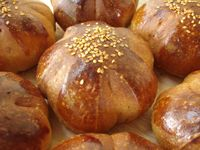Yeast Water Wheel Buns