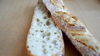 Baguette With Poolish