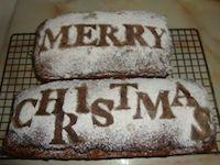 Christmas 2012 Bread