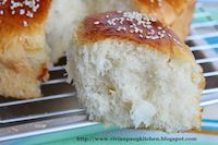 No-Knead Dinner Rolls (Martha Stewart)