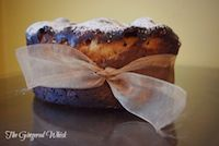 Sourdough Panettone