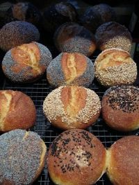 Seeded Rolls