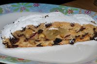 Christmas Stollen